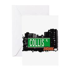 COLLIS PL Greeting Card