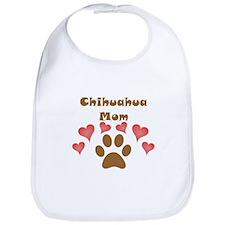 Chihuahua Mom Bib