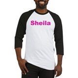 Unique Sheila Baseball Jersey