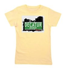 Decatur Ave Girl's Tee