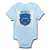 Brest Infant Bodysuit