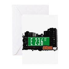 E 236 St Greeting Cards (Pk of 10)