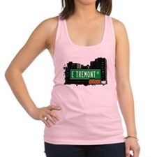 E Tremont Ave Racerback Tank Top