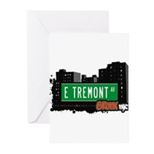 E Tremont Ave Greeting Cards (Pk of 10)