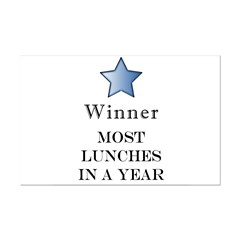 Thee Free Lunch Award - Posters