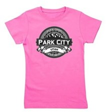 Park City Grey Girl's Tee
