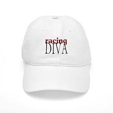 Racing Diva Baseball Cap