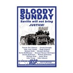 Bloody Sunday Poster Print