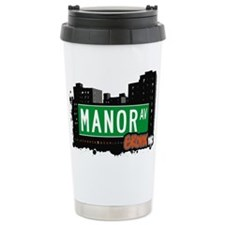 Manor Ave Ceramic Travel Mug