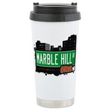 Marble Hill Ave Ceramic Travel Mug