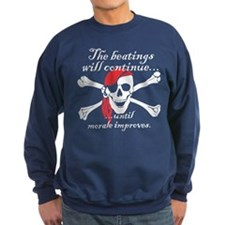 Pirate Morale Sweatshirt