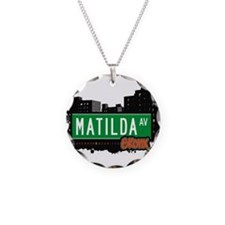 Matilda Ave Necklace