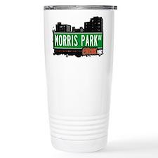 Morris Park Ave Ceramic Travel Mug