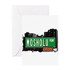 Mosholu Pkwy Greeting Card