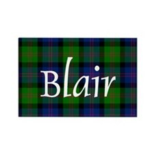 Tartan - Blair Rectangle Magnet (100 pack)