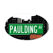 Paulding Ave Wall Decal