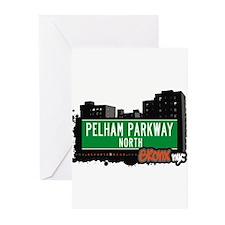 Pelham Parkway North Greeting Cards (Pk of 10)