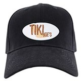 Tiki Joe's Beach Bar Baseball Hat