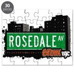 Rosedale Ave Puzzle
