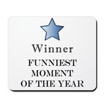 The Comedy Award - Mousepad