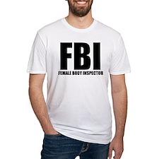 """FBI"" Shirt"