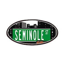 Seminole St Patches
