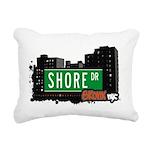 Shore Dr Rectangular Canvas Pillow