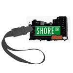 Shore Dr Large Luggage Tag