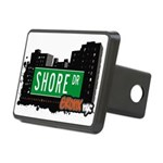 Shore Dr Rectangular Hitch Cover