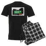 Shore Dr Men's Dark Pajamas
