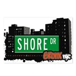 Shore Dr Postcards (Package of 8)