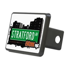 Stratford Ave Hitch Cover