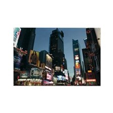 New York Times Square Rectangle Magnet (10 pack)