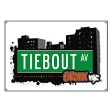 Tiebout Ave Banner