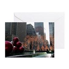 New York City Decorations Greeting Cards (Pk of 10
