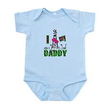 I Love my oilfield daddy Body Suit