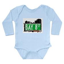 Bay 8 street, BROOKLYN, NYC Long Sleeve Infant Bod