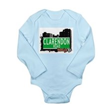 Clarendon road, BROOKLYN, NYC Long Sleeve Infant B