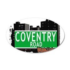 Coventry road, BROOKLYN, NYC Wall Decal