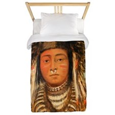 Ermine Tail Warrior Twin Duvet