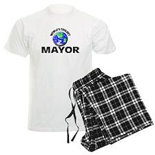 World's Coolest Mayor Pajamas