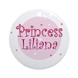 Liliana Ornament (Round)