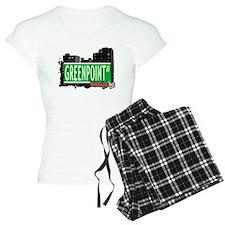 GREENPOINT AV, BROOKLYN, NYC Pajamas