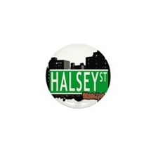 HALSEY ST, BROOKLYN, NYC Mini Button (100 pack)