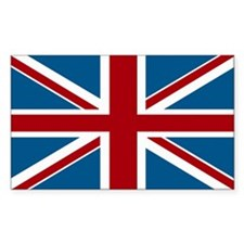 British Flag Decal