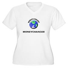 World's Coolest Moneychanger Plus Size T-Shirt