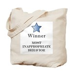The Gotch'ya Award - Tote Bag
