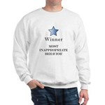 The Gotch'ya Award - Sweatshirt