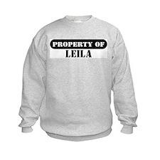 Property of Leila Sweatshirt