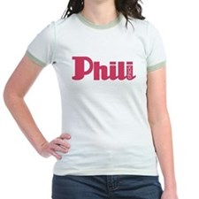 Jr. Phili Chick Ringer T-Shirt